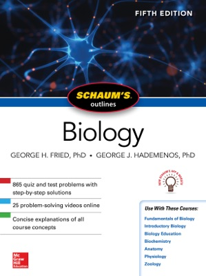 Schaum's Outline of Biology, Fifth Edition