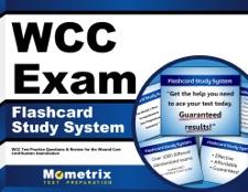 WCC Exam Flashcard Study System by WCC Exam Secrets Test Prep Team on Apple  Books