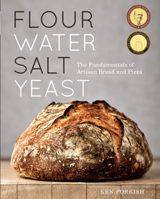 Ken Forkish - Flour Water Salt Yeast book