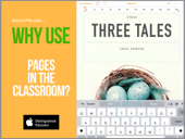 Why use Pages in the classroom?
