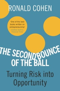 The Second Bounce Of The Ball Book Cover