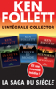 Ken Follett - L'intégrale collector Ken Follett - La saga du siècle artwork