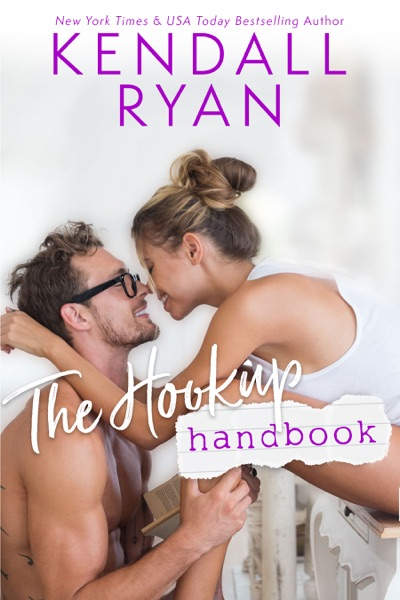 The Hookup Handbook - Kendall Ryan book cover