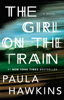 The Girl on the Train - Paula Hawkins book