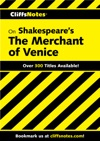 CliffsNotes On Shakespeares The Merchant Of Venice