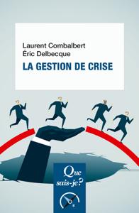 La gestion de crise La couverture du livre martien