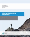 New Vistas In Risk Profiling