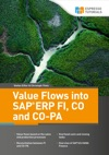 Value Flows Into SAP ERP FI CO And CO-PA