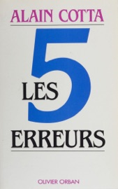 Download Les Cinq Erreurs