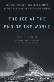The Ice at the End of the World book