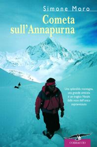 Cometa sull'Annapurna Copertina del libro