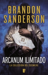 Arcanum ilimitado Book Cover