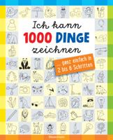 Norbert Pautner - Ich kann 1000 Dinge zeichnen.Kritzeln wie ein Profi! artwork