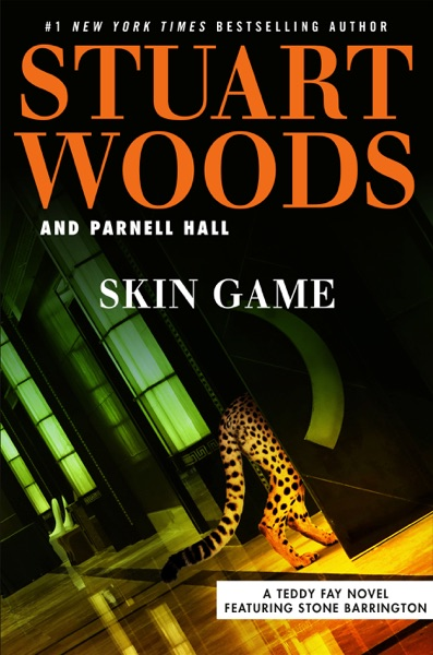 Skin Game - Stuart Woods & Parnell Hall book cover