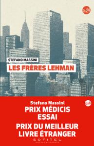 Les frères Lehman La couverture du livre martien