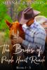 Shanae Johnson - The Brides of Purple Heart Ranch Boxset, Books 1-3 artwork