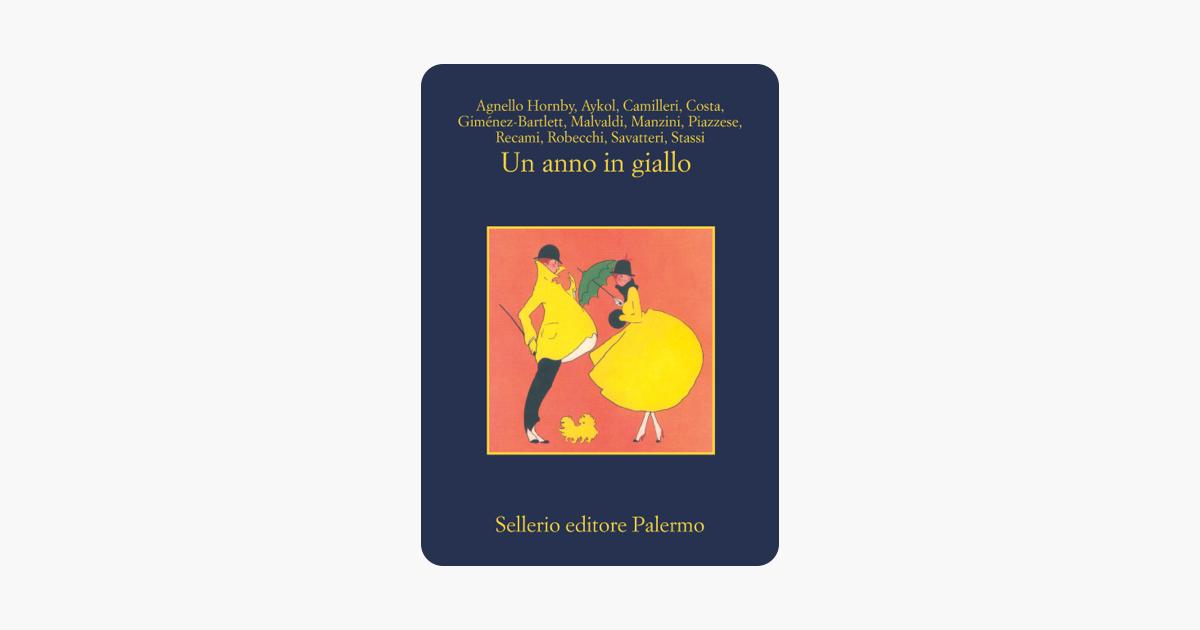 Un Anno In Giallo On Apple Books border=