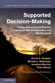 Download and Read Online Supported Decision-Making