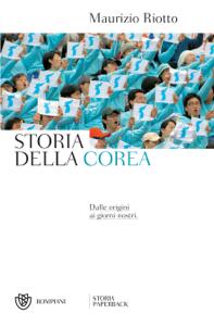 Storia della Corea Libro Cover