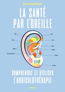 La santé par l'oreille La couverture du livre martien