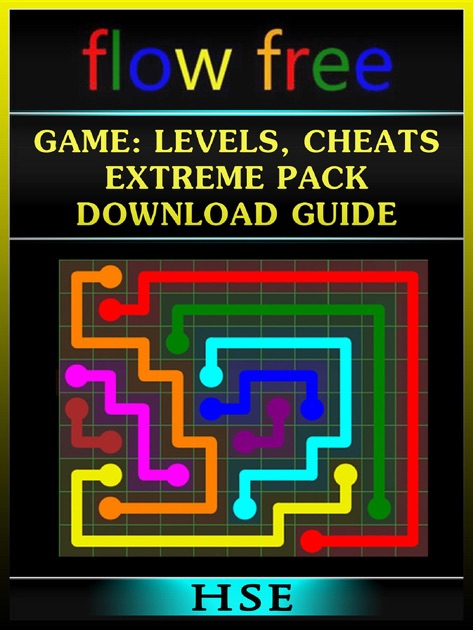 Flow Free Game: Levels, Cheats, Extreme Pack, Download Guide by H S E  on  Apple Books