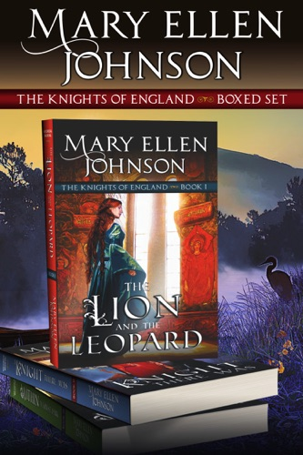 Mary Ellen Johnson - The Knights of England Boxed Set, Books 1-3