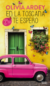 En la Toscana te espero Book Cover