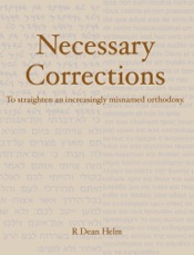 Download and Read Online Necessary Corrections