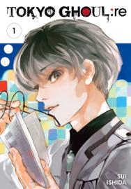 Tokyo Ghoul: re, Vol. 1 book