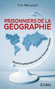Prisonniers de la géographie La couverture du livre martien