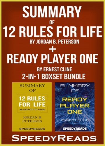 Speedy Reads - Summary of 12 Rules for Life