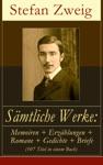 Smtliche Werke Memoiren  Erzhlungen  Romane  Gedichte  Briefe 107 Titel In Einem Buch