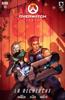 Andrew Robinson, Joelle Sellner, Kate Niemczyk, Robert Brooks & Miki MontllГі - Overwatch #15 (French) ilustraciГіn