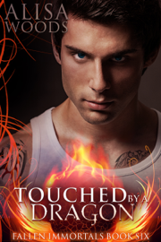 Touched by a Dragon (Fallen Immortals 6) book