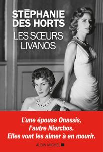 Les Soeurs Livanos La couverture du livre martien