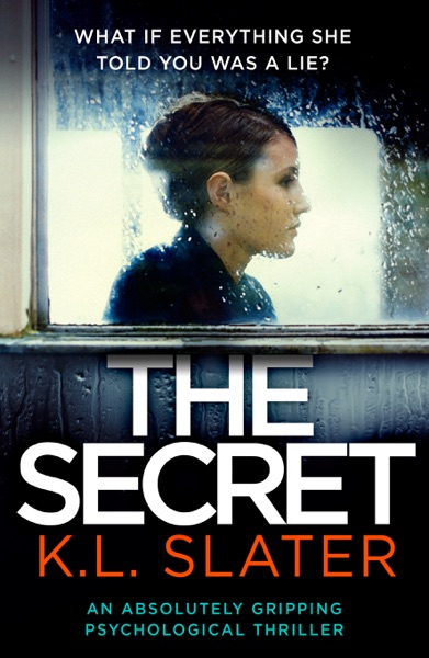 The Secret - K.L. Slater book cover
