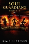 Soul Guardians 3-Book Collection Marked 1 Elemental 2 Horizon 3