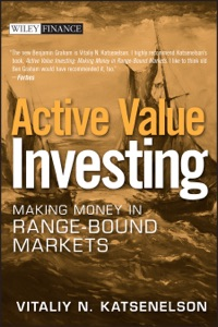 Active Value Investing da Vitaliy N. Katsenelson