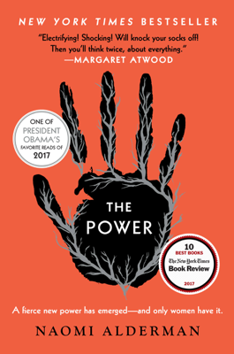 The Power - Naomi Alderman book