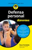 Defensa personal para Dummies Book Cover