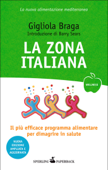 La Zona italiana Book Cover