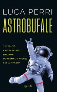 Astrobufale Copertina del libro