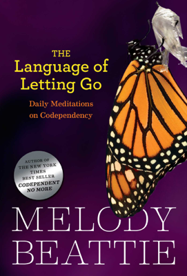 The Language of Letting Go - Melody Beattie book