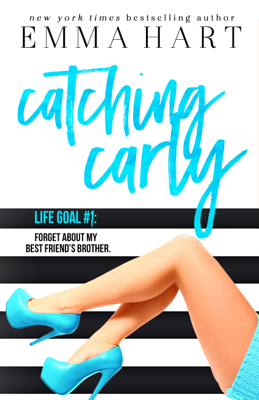 Catching Carly - Emma Hart book