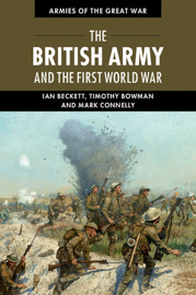 The British Army and the First World War book