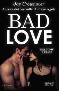 Bad Love Book Cover