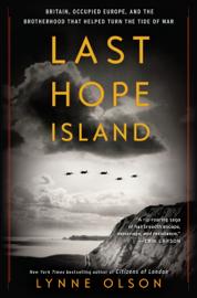Last Hope Island book