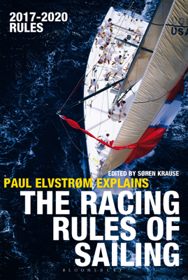 Paul Elvstrom Explains the Racing Rules of Sailing - Paul Elvstrom book