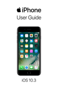 iPhone User Guide for iOS 10.3