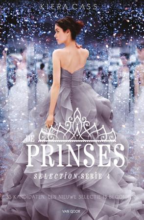 De prinses - Kiera Cass